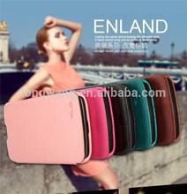 original Luxury Brand KLD Pure color Genuine Leather holster Case Ultra Slim Leather Flip Case for LG Nexus 4 E960
