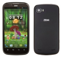 New Smart Phone ZTE V970 Grand X MTK6577 Dual Core 4.3 Inch IPS 960 x 540 pixels QHD Screen 1G RAM 3G GPS