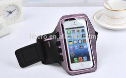 Solf Belt running armband sport case for iphone 5 5s , running armband for iphone 5