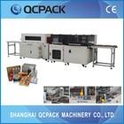 Film-packing machine CE certificate automatic heating shrinking film packing machine for cigarettes