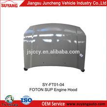 Auto Parts Engine Hood/Bonnet/Engine Cover For Foton Sup