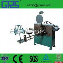 C type Steel nail gluing forming machine