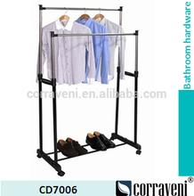 indoor display garment clothes drying rack (towel rack) CD7006