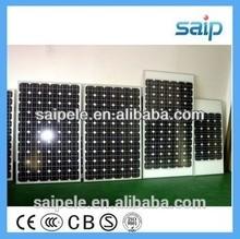 2014 high quality pv solar panels 130w SS-20-36