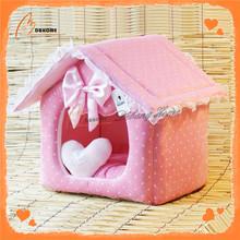 Factory made cheap Soft Fabric Dog House