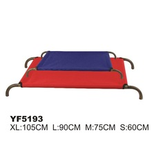 Raised Pet Cots Elevated Foldable Outdoor Dogs Bed