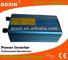 3000W Pure Sine Wave Solar Power Inverter dc12v/24v ac220v/240v 3KW generator