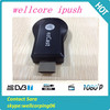 High Quality AirPlay WiFi HDMI TV Dongle/ google chrome cast hdmi streaming media player