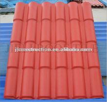 Low Temperature Resistance--JELI Brand Roma Design Resin Roof Tile