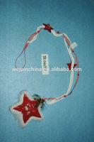Decorative Plastic Stars Small