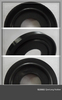 flat gasket round flat rubber gasket