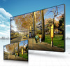 60 inch full HD 1080p ultra narrow bezel Samsung panel 2x2 3x3 4x4 seamless splicing wall screen