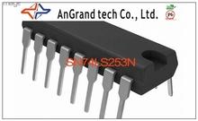 SN74LS253N IC 4-1 DATA SELECT/MUX 16-DIP SN74LS253N 253 SN74LS253 LS253N LS253