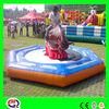 Funfair equipment entertainment machine crazy bull riding animal rides