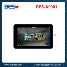Hot Sale android tablet Boxchip A23 dual core 3d tablet