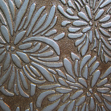 Hot sale embossed panel,we can decorate the whole world
