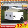 2014 hot sell oem stainless steel camping trailer,china manufacturer with oem service