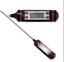 Digital Food thermometer for BBQ with ON/OFF,C/F switch