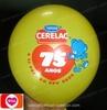 2015 printed balloons printing latex ballons with EN71 SGS high quality