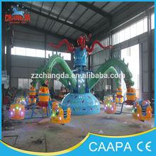 Funfair games amusement rides Amusement Park Octopus Ride