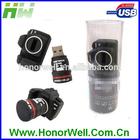 OEM Nobel Camera Shape Low Price PVC USB Flash Drive