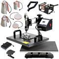 平台熱プレス機械アパレル/熱プレス機T- シャツmachine/空気熱プレス機械