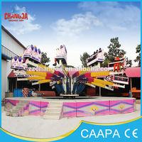 Big amusement bounce rides, amusement swing bounce rides adult outdoor games