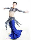 SWEGAL T14038 professional egyptian belly dance costumes