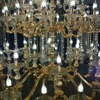 2014 beautiful modern LED K9 Crystal Light led Crystal Chandelier led lighting
