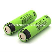 In Stock NCR 18650 3400mAh 3.7V Li-ion For panasonic Battery