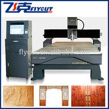 cina fornitura 3d incisione macchina del tornio di legno di cnc