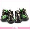 Luxury Leopard Pet Dog Shoes Sneakers