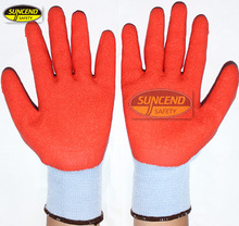 latex gloves production line,10g latex safety gloves manufacturer