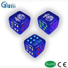 Promotional LED Flashing dice
