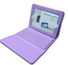 Wireless Keypad with leather case for ipad 2/3/New ipad