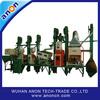 ANON auto rice milling unit