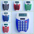 mini pocket size, dual power, solar panel calculator/ HLD-800