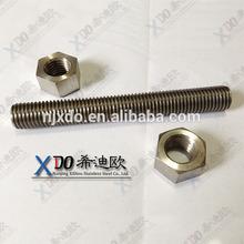 Double end stud manufacturer, thread rod manufacturer, high tensile stud bolt