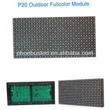P10 Red Outdoor Led Display Module With CE and ROHS
