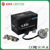 Excellent DC 8-36V 15w 1600 lumen H4 H6 H7 led motorcycle lamp moto light