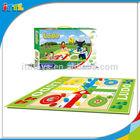 A644681 Kids Ludo Giant Game Plastic Ludo Board Game