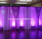 event wedding aluminum backdrop stand pipe drape