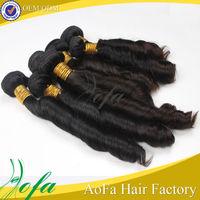 5A top grade 100% virgin can you perm brazilian hair