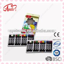 colour oil crayon/oil pastel for kids