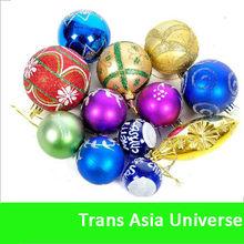 Top quality popular xmas ball decoration
