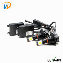 3600LM LED head light headlamp H1 H3 H8 H9 H10 H11 9004 9005 9006 9007 50W car auto H7 H4 H13 led headlight bulbs 9007