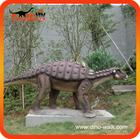 Life size fiberglass dinosaur statue for indoor