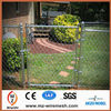 cyclone fence, hurricane fence,chain link fence/PVC Coated Chain Link Fence