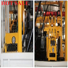 best price 100-200m small mobile rock geotechnical YH200Y construction drilling equipment