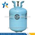 Refrigerante de gas r134a r600a